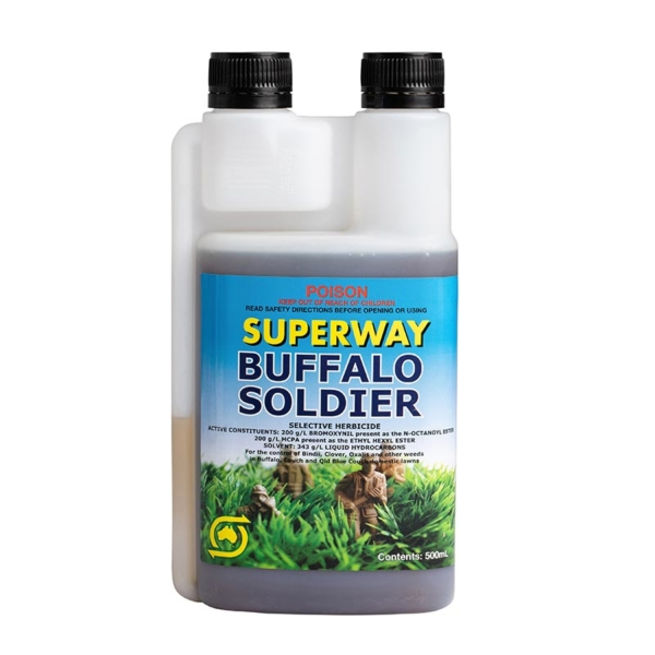 BUFFALO SOLDIER 500ml
