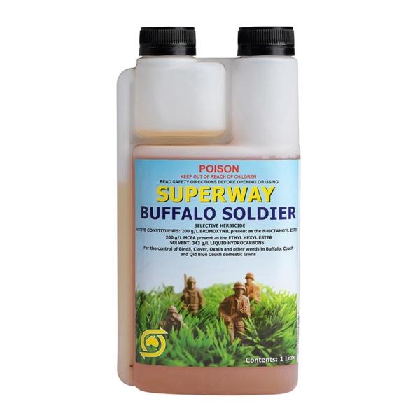 BUFFALO SOLDIER 1L