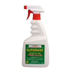 SUPERWAY WEED KILLER - READY TO USE 750ML