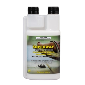 Inside Outside Cockroach Insecticide 500ml
